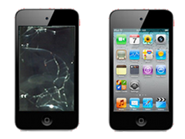 iPod Touch 4th Gen Screen Replacement